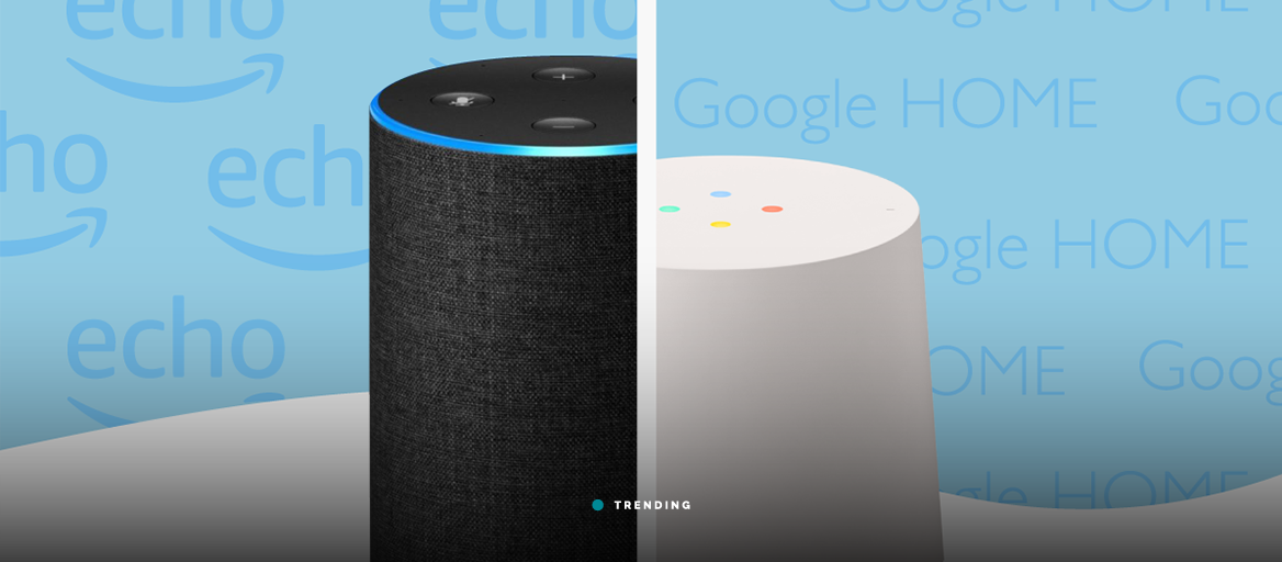 Which smart assistant is best for you? Alexa vs. Google Home [infographic]