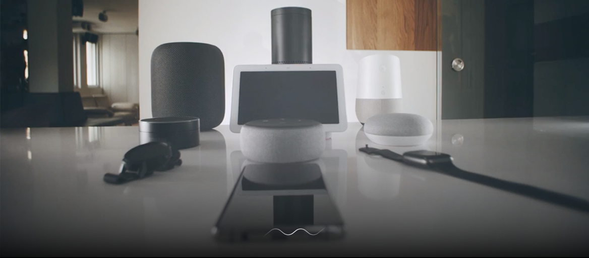 This is voice control! What's it like to live in a voice-controlled smart home.
