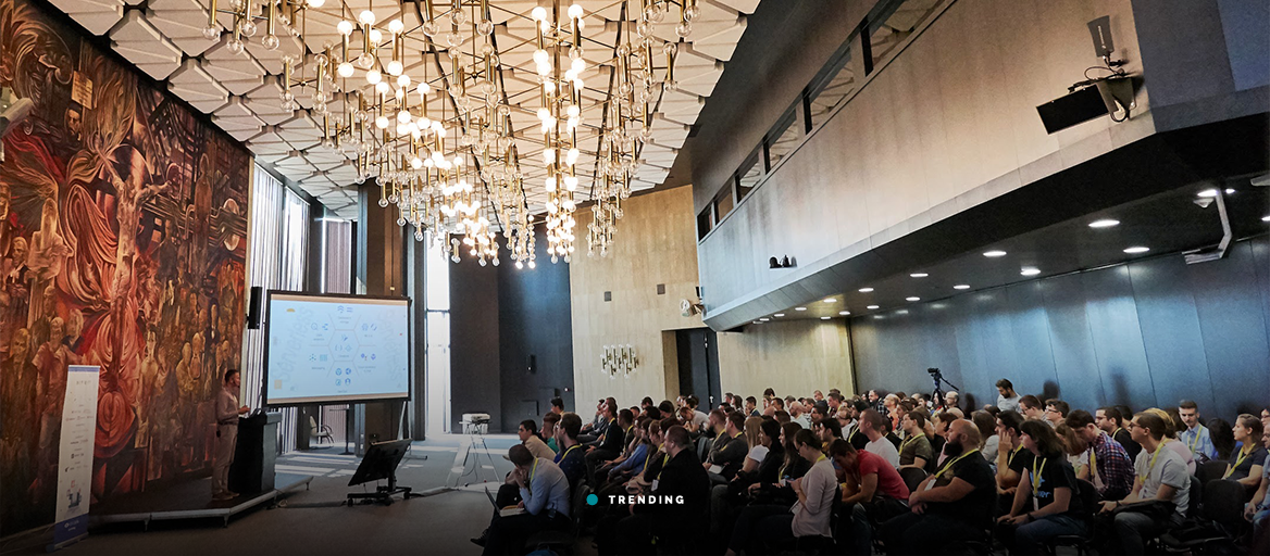 Google DevFest Sofia 2019 - Let's build good things, together.