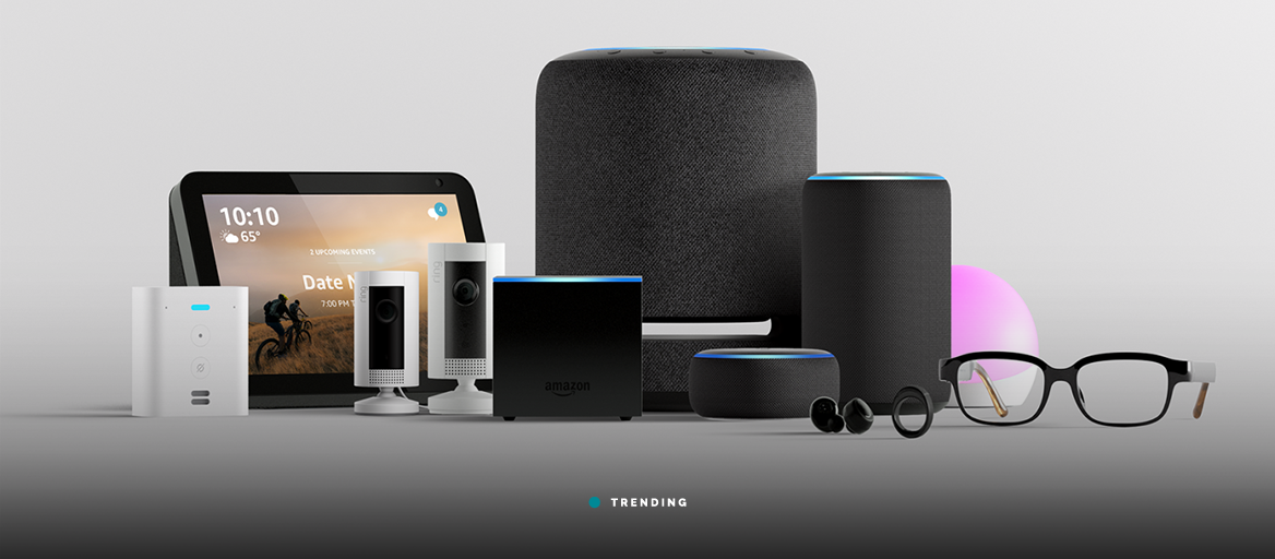 Everything Amazon just announced for your smart home