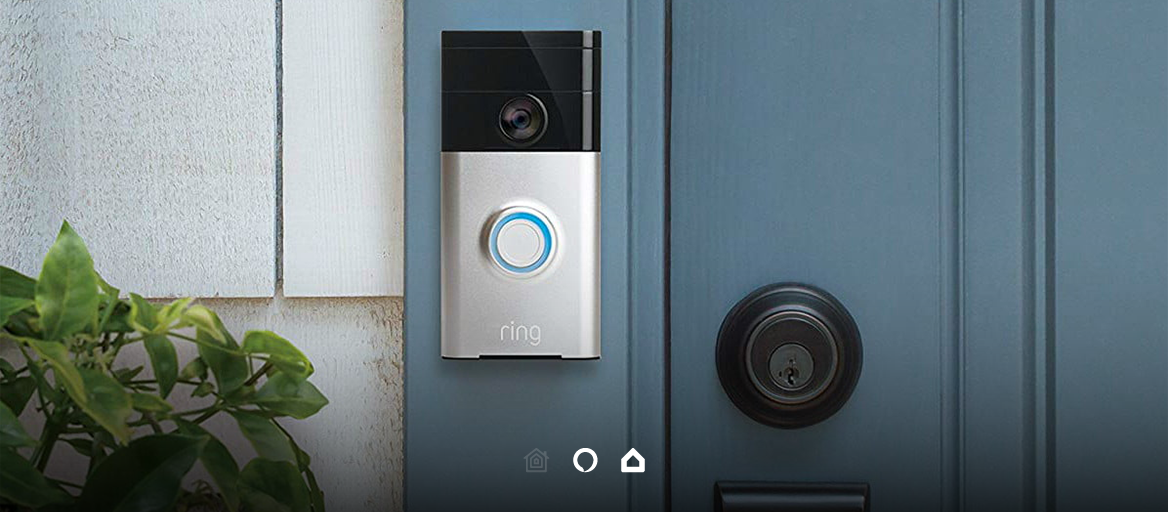 Amazon Ring Video Doorbell: Integrate it in your Loxone or KNX smart home today