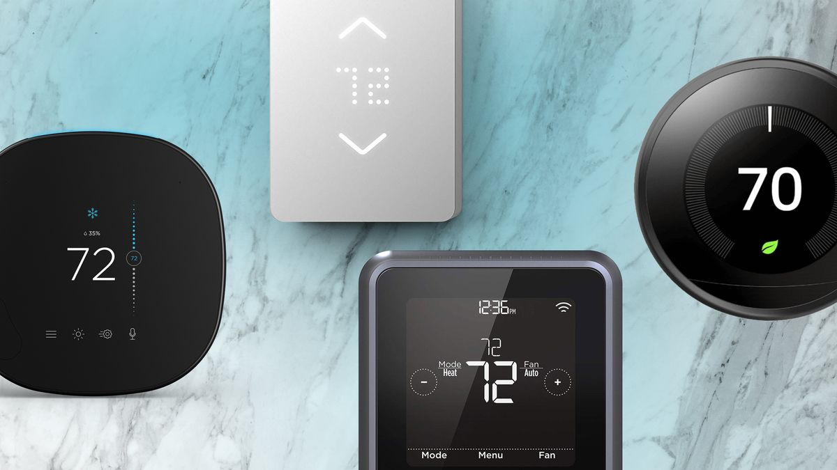 Top 6 Wireless Thermostats For Your Knx Or Loxone Smart Home