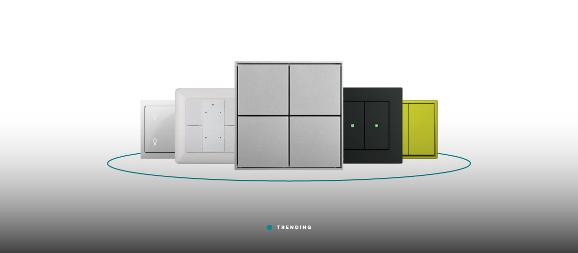 KNX Buttons: How to choose the right ones?