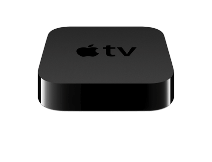 Apple TV extend your KNX or Loxone functionality